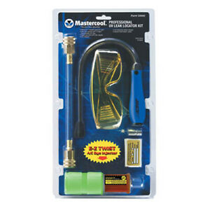 Mastercool 53580 Mach Iv 10app A c Kit In Clam Shell Low side Hose