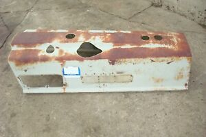 Ford 6000 Tractor Hood