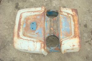 Ford 6000 Tractor Front Nose