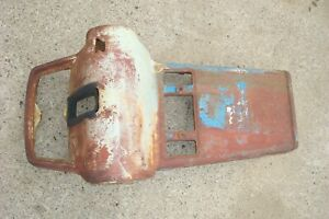 Ford 6000 Tractor Dash Bracket Support