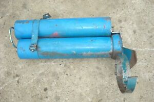 Ford 6000 Tractor Hydraulic Accumulators