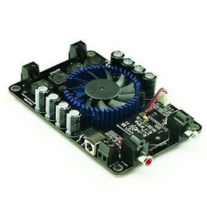 Tsa7498 2 Channel 100w Class D Bluetooth 4 0 Audio Amplifier Board Stereo Power