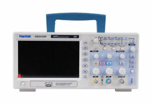 Hantek Dso5102p Usb Digital Storage Oscilloscope 2 Channels 100mhz 1gsa s