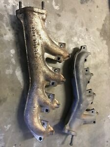 1972 Ford 429 Pi Exhaust Manifolds Pair
