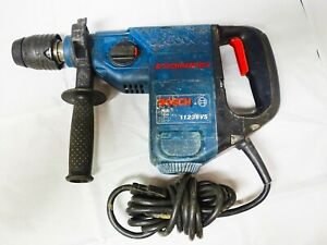 Bosch Hammer Drill Sds plus 11236vs Corded Rotary W Case