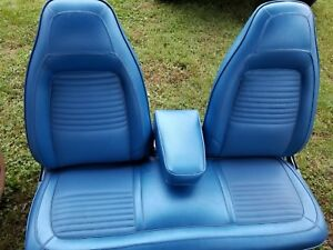 Mint Original 1970 Challenger Cuda Barracuda Bucket Seat Arm Rest Dodge Plymouth