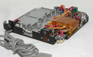 Nikon Optiphot Internal Power Supply Switch Between 12v 50w Or 6v 20 W Working