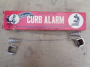 Nos Hollywood Curb Alarms Finders Savers Vintage Ford Mercury Dodge Chevy Truck
