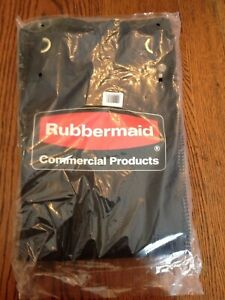 Rubbermaid 9t91 Executive Series Side load Mesh Linen Bag For Housekeeping Carts