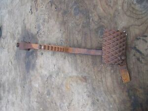 Farmall H Early Sh Tractor Original Ih Left Brake Pedal Ihc