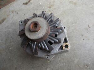 Massey Harris Farmall Allis Tractor Good Working 12v Alternator Belt Pulley