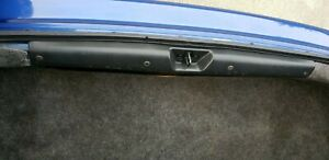Honda Civic Si Em1 Rear Trunk Lining Bezel Trim Cover Panel Oem 1999 2000 99 00
