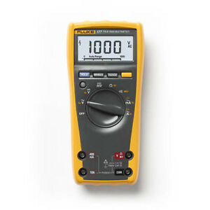 Fluke 177 True Rms Digital Multimeter With Backlight 177 esfp New
