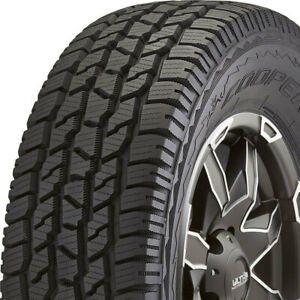 4 New 265 70r16 Cooper Discoverer Atw 265 70 16 Tires A tw