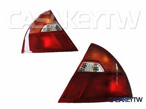 1996 1998 99 2000 2001 Mitsubishi Mirage Lancer Evo 5 6 V Vi Tail Lights Lamps