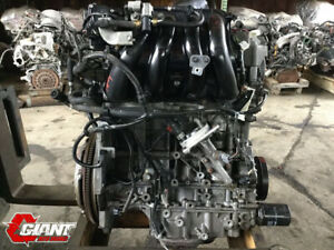 10 11 Nissan Altima 2 5l Engine Qr25de California Emmissions Vin A 4th Digit