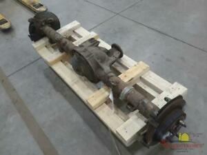 2003 Ford Explorer Sport Trac Rear Axle Assembly 4 10 Ratio Open