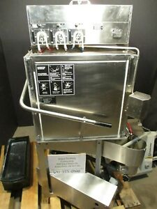 Corner Commercial Dishwasher Cma C 2 With Booster Heater 2950 Nice
