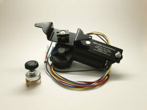 New Port Engineering 12 Volt Windshield Wiper Motor 1955 56 Chevy Ne5556cp
