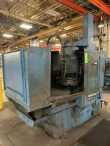 48 Swing Blanchard 18 42 Vertical Rotary Surface Grinder 42 Chuck
