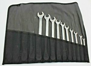Snap On 10 Piece 12 Point Standard Wrench Set 1 4 13 16