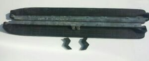 Pair Of Running Boards Fits 2003 Chevy Suburban 1500 Lt R276829