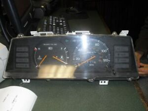 Analog Speedometer Head Only Without Tachometer 87 88 Toyota Camry R140678