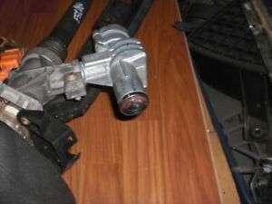 Steering Column Without Key 92 93 94 95 Volvo 940 Gl Automatic Rwd R113581
