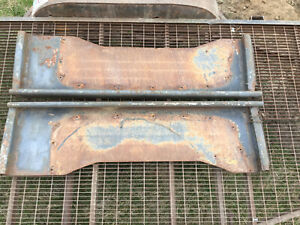 1955 Chevrolet Gmc Pickup Truck Short Bed Sides 1956 57 1958 1959 1966 60 63 64