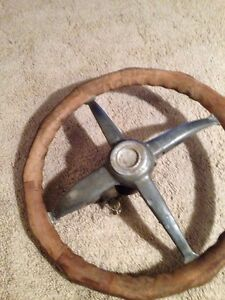Model A T Ford Speedster Fatman Steering Wheel Locking