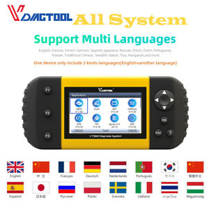 Vxdiag Diagnostic Scanner Tool For Bmw E F G Series With Original Software Hdd