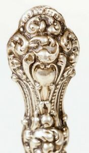 Sterling Silver Antique Button Hook Payton Pepper And Co 1889 M61