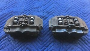 2004 2010 Porsche Cayenne Audi Q7 Vw Touareg Rear Set Brembo Brake Calipers