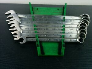 ad685 Matco Tools 8 Piece 12 Point Combination Wrenches Set Model Wcl Sae
