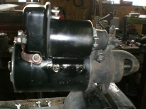 Starter 1949 1950 Buick Super Or Special