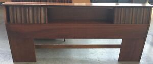 Mid Century Modern King Size Headboard United Furniture Company
