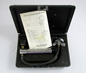 Snap On Svt 262 Cooling System Tester