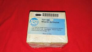 New Assenmacher Ast Toy 185 Wheel B Bearing Nut Socket Toyota Truck Suv