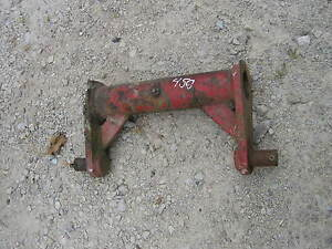Farmall 450 Rowcrop Tractor Ih Fasthitch Bottom Sway Bracket Holder Mount Case