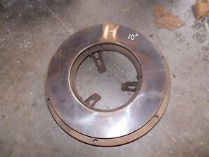Farmall H Tractor Engine Motor Ih Flywheel Clutch Assembly
