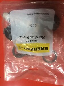 Set Of 2 Enerpac C 604 3 8 Hi flow Coupler Free Expedited Shipping