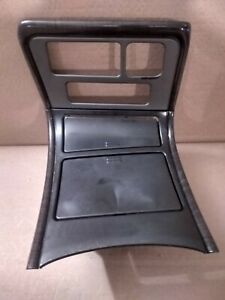 2001 Yukon Denali Center Console Cup Holder Bezel 15058037