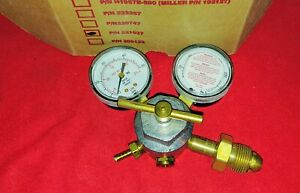 Brand New Smith Argon Co2 Flowgauge Gas Pressure Regulator Gauge 221037