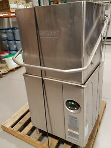 Hobart Am 15 Single rack High Temp Dishwasher With Tables Utah