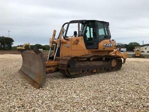 2012 Case 1650l Wt Crawler Dozer With Rippers