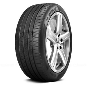 Pirelli Set Of 4 Tires 235 35r19 W P Zero A S Plus All Season Performance