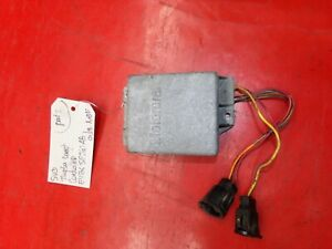 Ford Mustang Svo 2 3t Turbo Boost Controller Module E4zx 5e260 ab Oem Motorcraft
