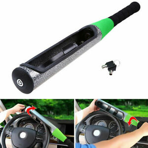 Universal Car Truck Baseball Steering Wheel Anti theft Lock Security Guard Tool