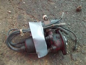 Farmall 400 450 Ih Ihc Tractor Engine Motor Distributor Drive Assemly