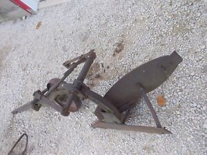 Farmall Ih A Tractor 1 Bottom Ih Plow Lift Brace